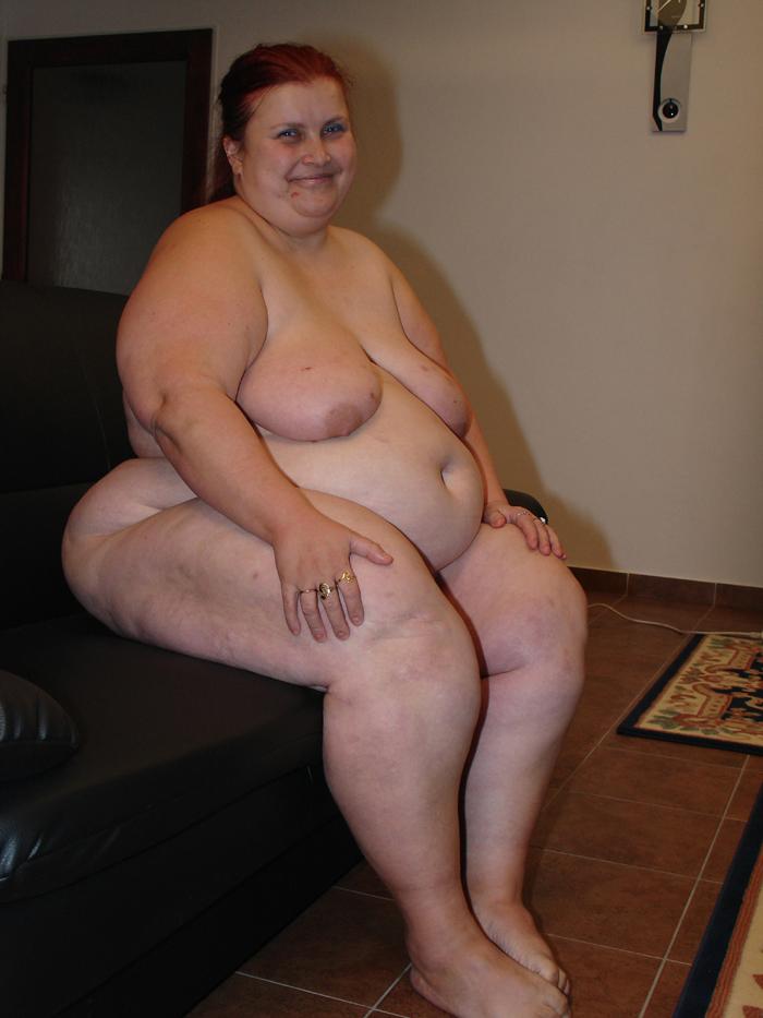 Old fat nude women