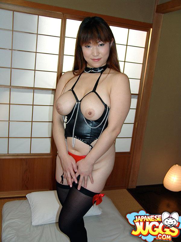 Big japanese juggs