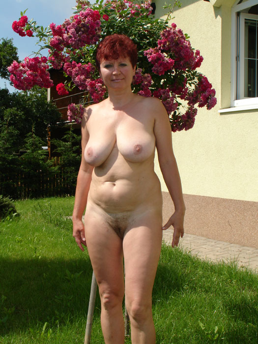 Russian Mature Tits