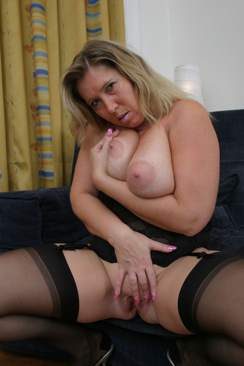 Milf two cocks