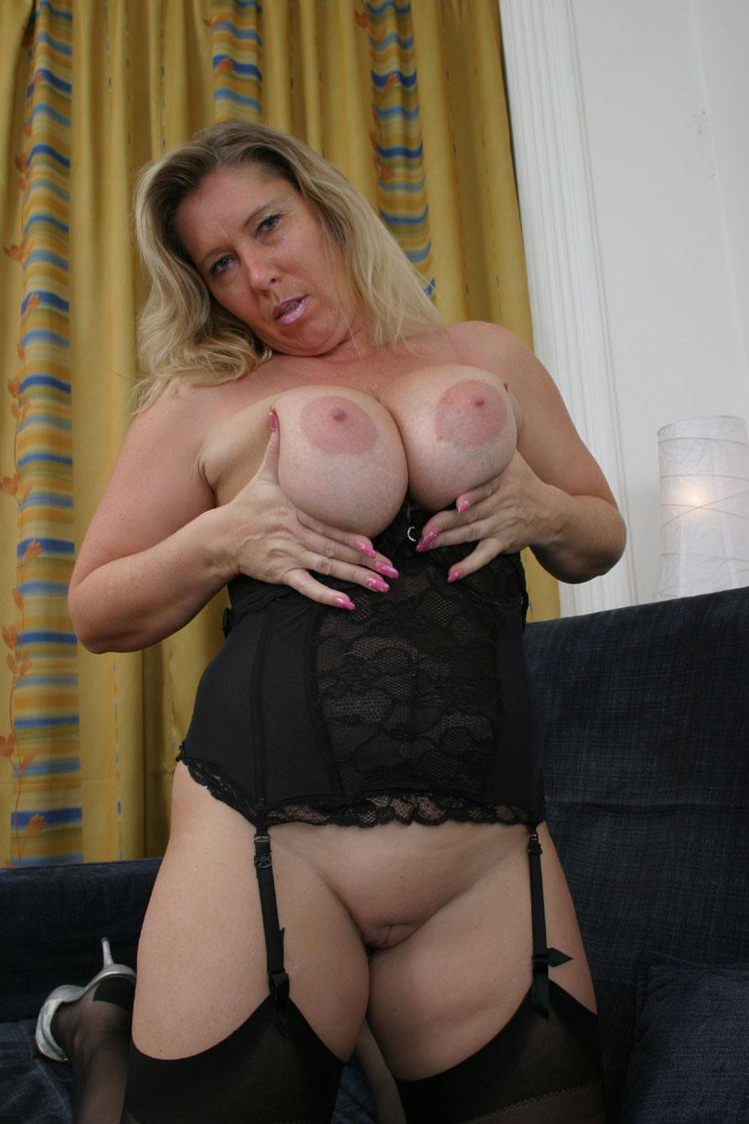 Sexy mom black