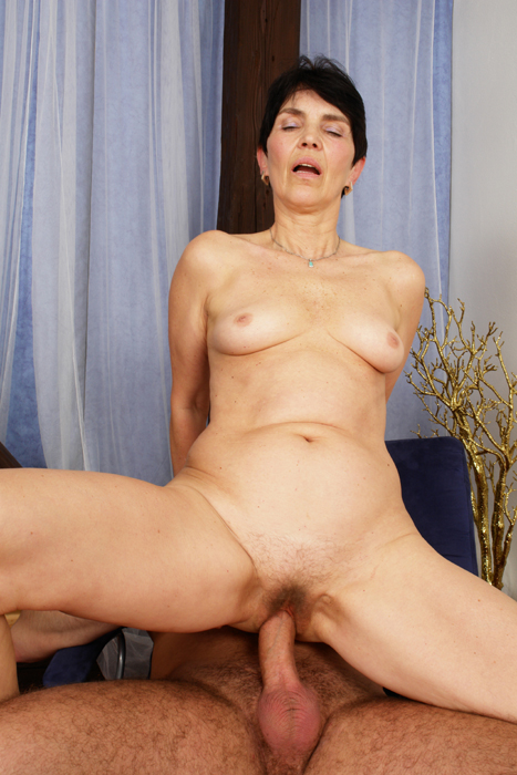 image Granny well skilled and fucks better than any younger slut