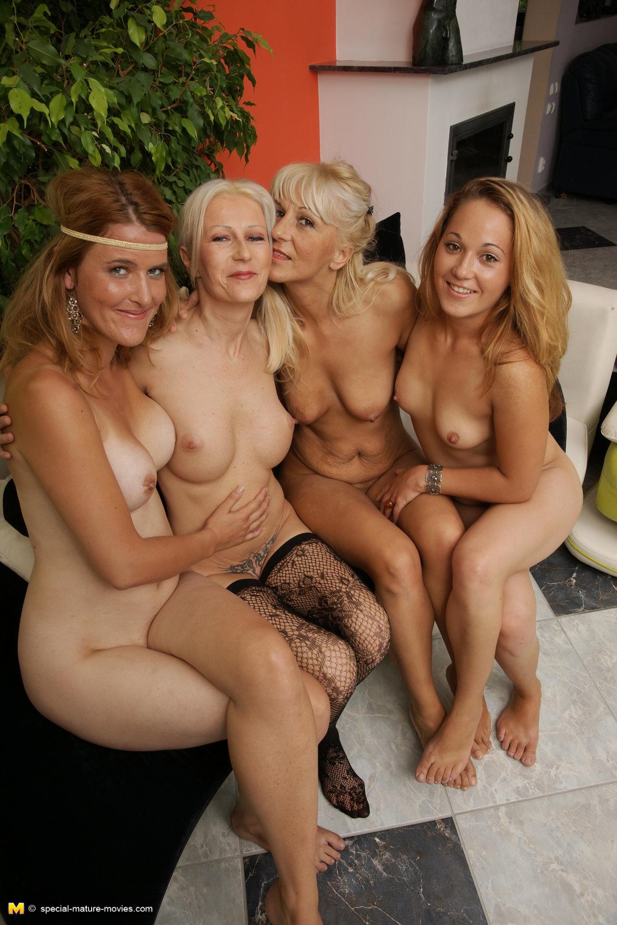 Секс разных возрастов 4 фотография