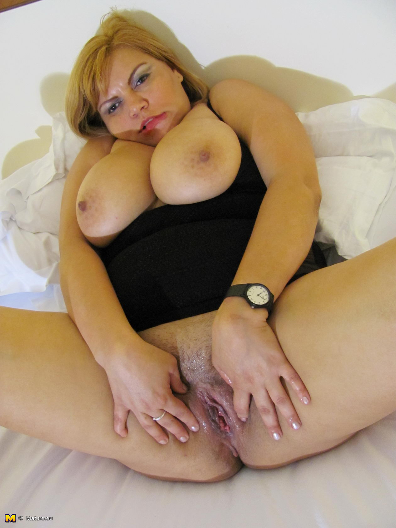 Busty milf nude toying suggest you
