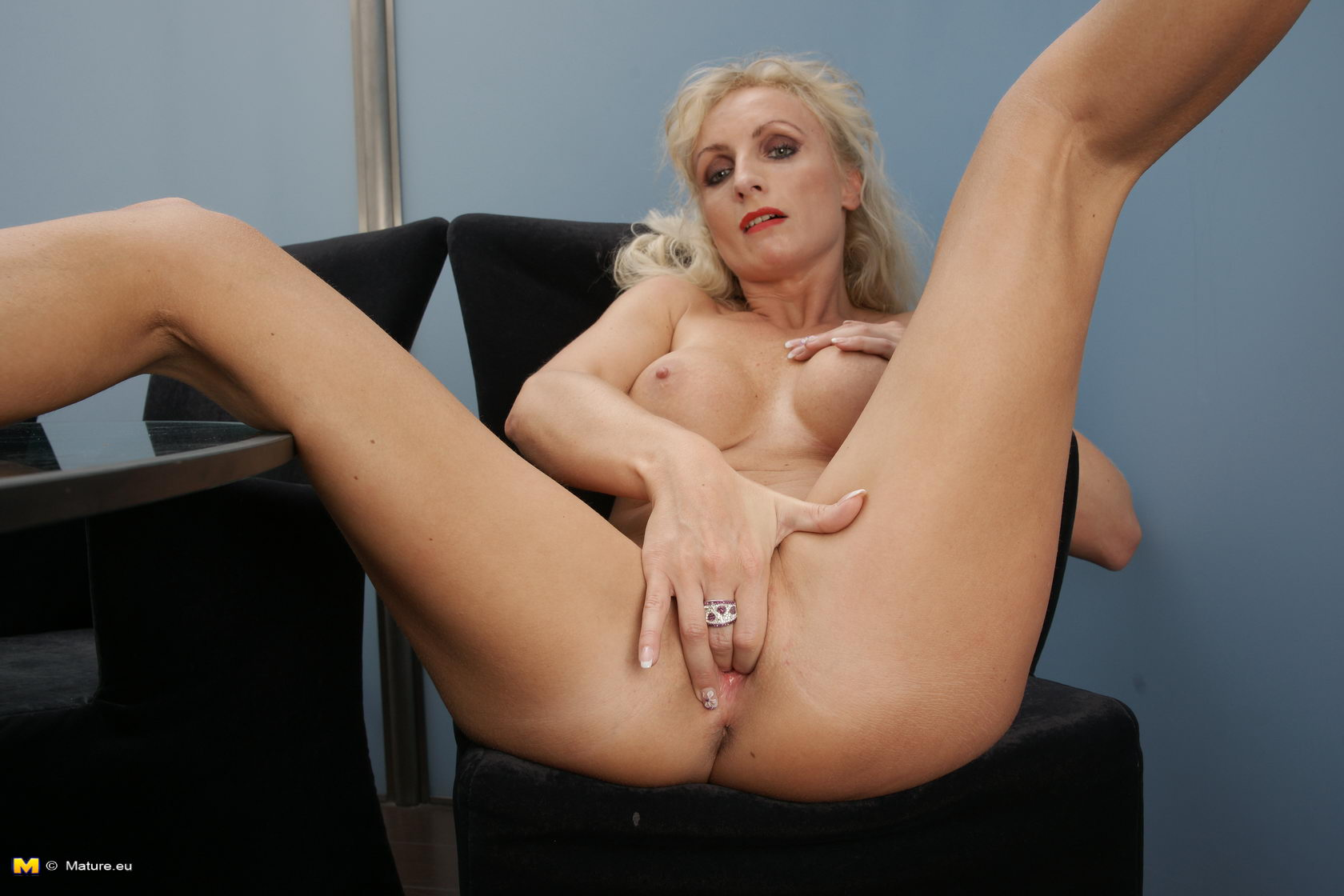 Naughty at home milf