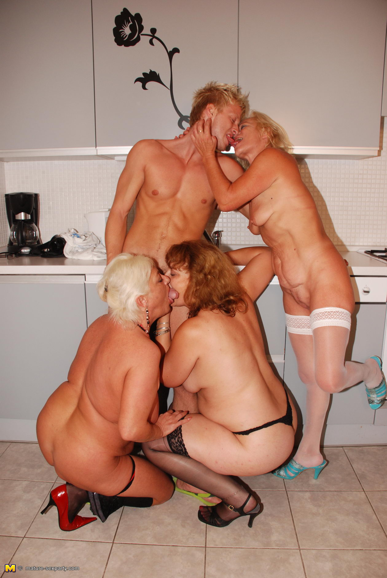 Three sluts