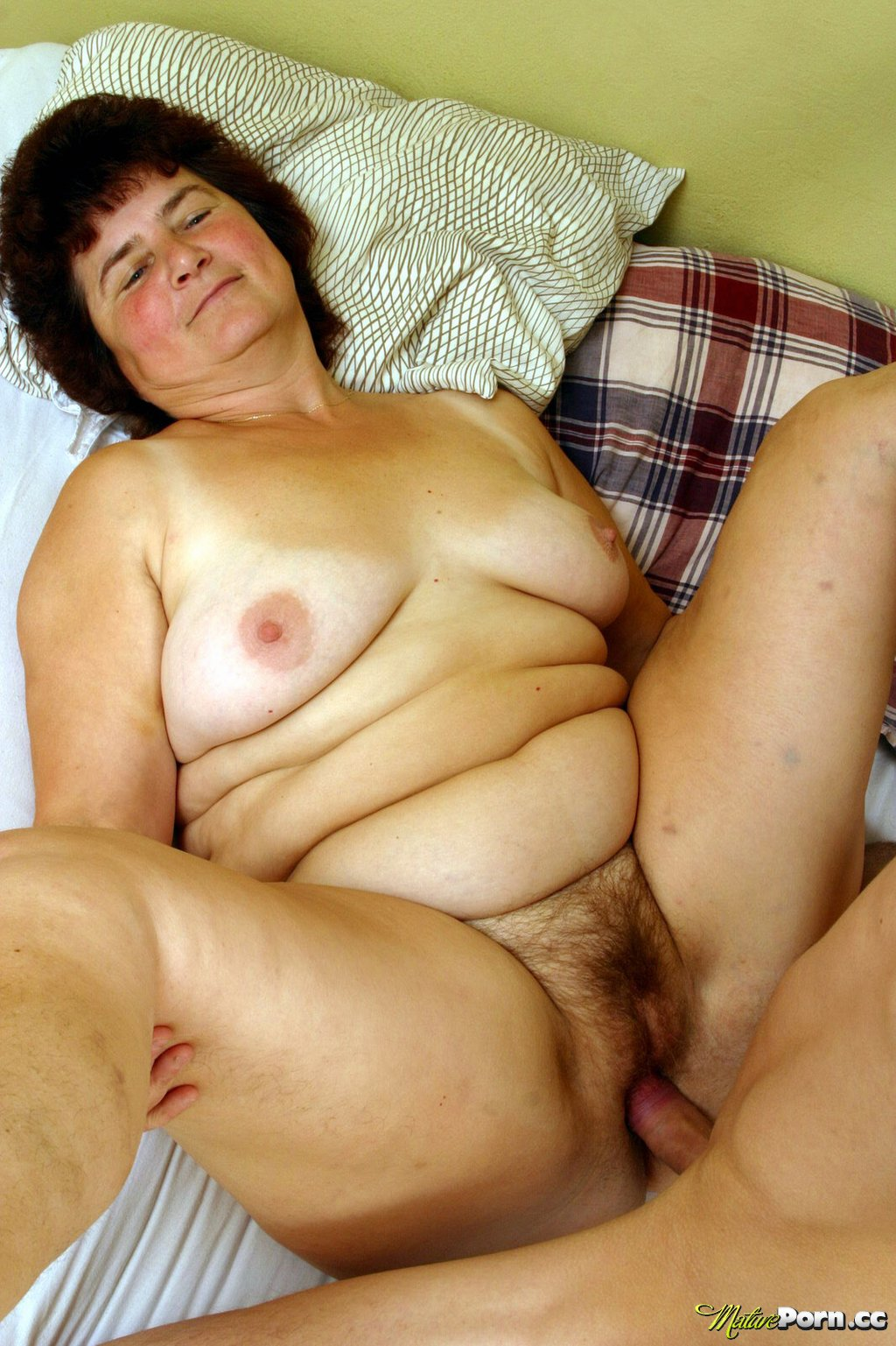 Granny porn vid