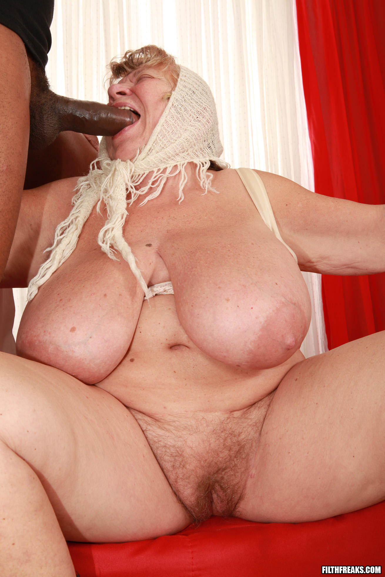 Большие бабушкины жопы порно